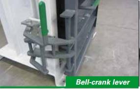 Bell-crank lever