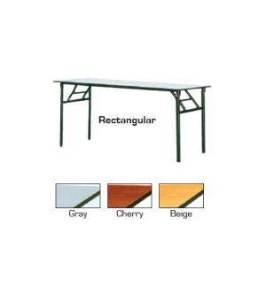 Rectangular Foldable Table