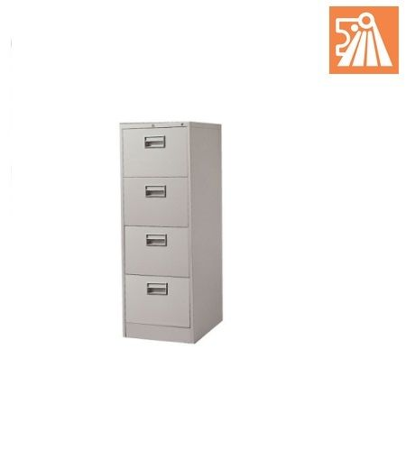 4 Drawer Steel Filing Cabinet; LX 44PS
