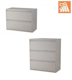 LION Lateral Filing Cabinet