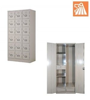 LION Steel Locker