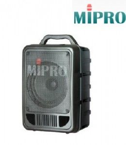 MIPRO Portable Public Amplifier; MA705