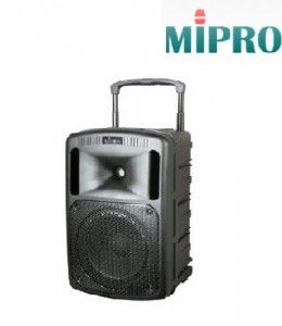 MIPRO Portable Public Amplifier; MA808