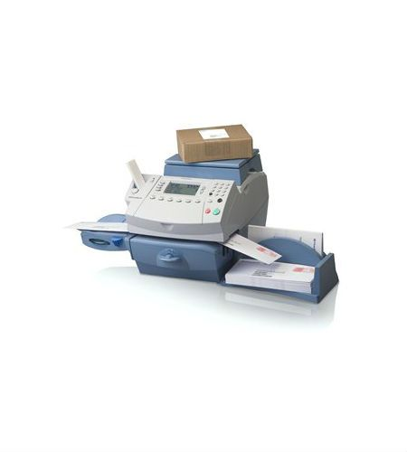 add postage to pitney bowes machine