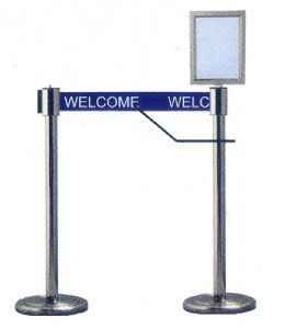 Q-Up Stand; QPT-102/SS